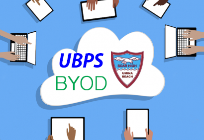 Umina Beach PS BYOD image