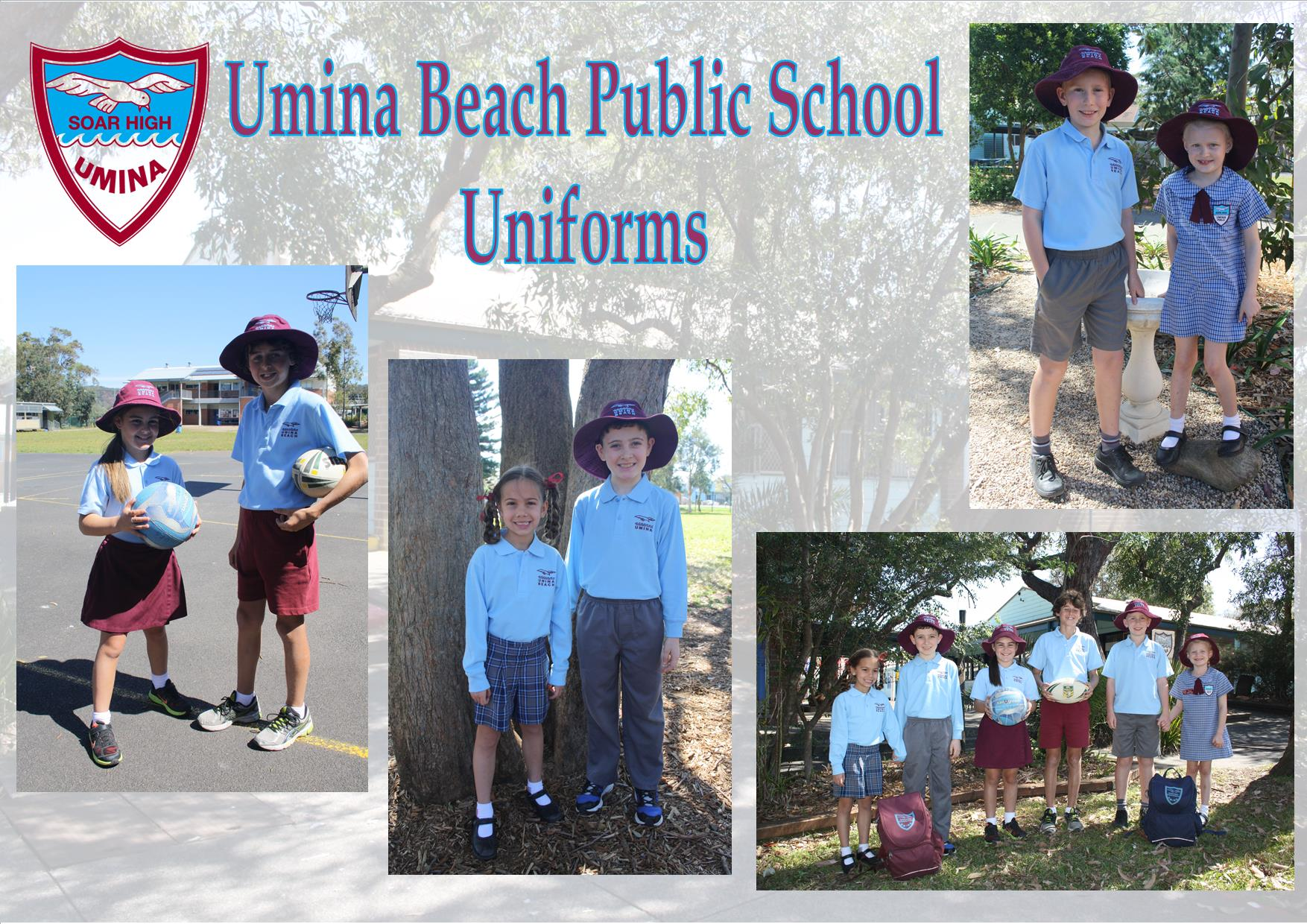 Umina Beach Public School Uniform